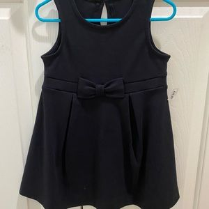 NWT Adorable Little Black Dress with Bow